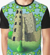 Blarney Castle Graphic T-Shirt