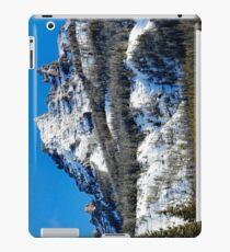 Snow Capped Pinnacles iPad Case/Skin