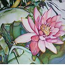 Waterlily by Christiane  Kingsley