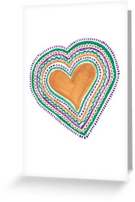 Golden Heart by Laura Maxwell