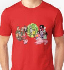 Rick and Morty Gravity Universe! T-Shirt