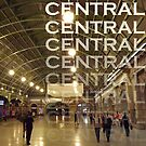 Central Station Concourse by Phillip Overton