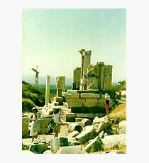EPHESUS - LATE 1980s Photographic Print