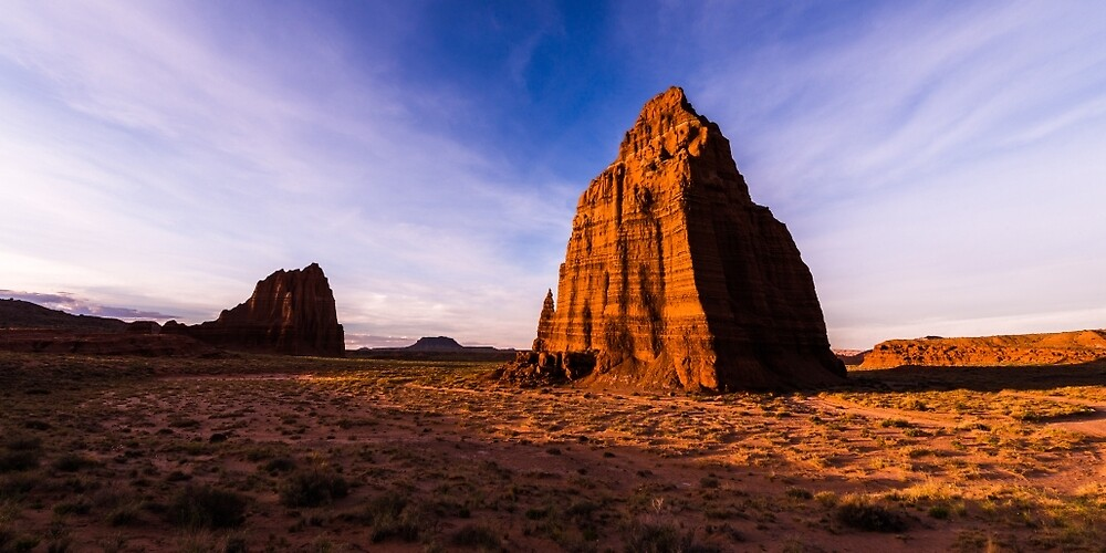 Cathedral Temples by Chad Dutson