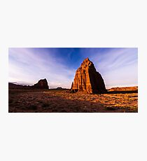 Cathedral Temples Photographic Print