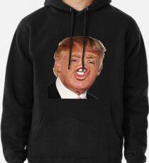 Lustiger Donald Trump Meme Hoodie