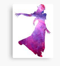 Zelda - Galaxy Canvas Print