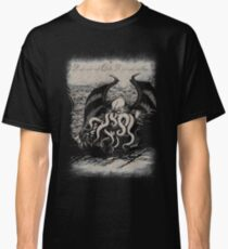 Cthulhu - Rise Great Old One Classic T-Shirt