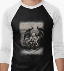 Cthulhu - Rise Great Old One Men's Baseball ¾ T-Shirt