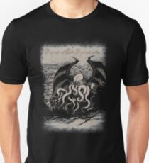 Cthulhu - Rise Great Old One Unisex T-Shirt