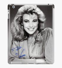"Vanna White  B/W Autographed Photo ""To Bob"" iPad Case/Skin"