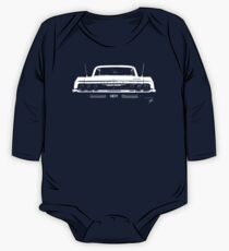 BIG AS Chevy Impala © One Piece - Long Sleeve