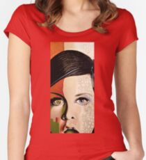 Martini, Dry Women's Fitted Scoop T-Shirt