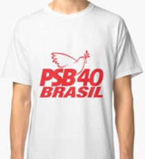 Partido Socialista Brasileiro Classic T-Shirt
