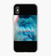 Relax iPhone Case