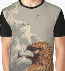 Eagle Eye In The Big Smoke Graphic T-Shirt