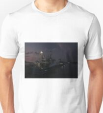 North Arm Fishing Boats Unisex T-Shirt