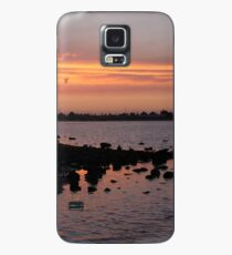 Sunset at NorthArm Case/Skin for Samsung Galaxy