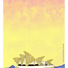 Sydney Opera House - An Aboriginal Take by moonlitnook
