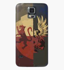 Hero of Fereldan Tarot Card Case/Skin for Samsung Galaxy