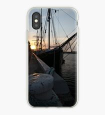 Falie at Sunset iPhone Case