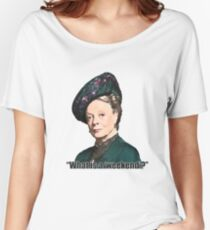 The Dowager Countess Women's Relaxed Fit T-Shirt