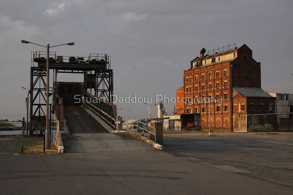 A Touch of Port Adelaide History by Stuart Daddow Photography