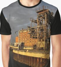Restoring the Port Graphic T-Shirt