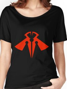 Rank-Up-Magic Raptor's Force  Red edition Women's Relaxed Fit T-Shirt