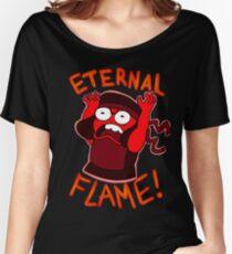 IM AN ETERNAL FLAME! Women's Relaxed Fit T-Shirt