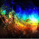 Rainbolic - Experimental Prism Photograph #14 by jeffjag