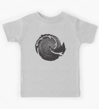 The Twilight Zone : BW // DJ Kids Clothes