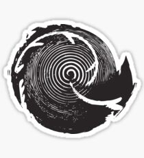The Twilight Zone : BW // DJ Sticker