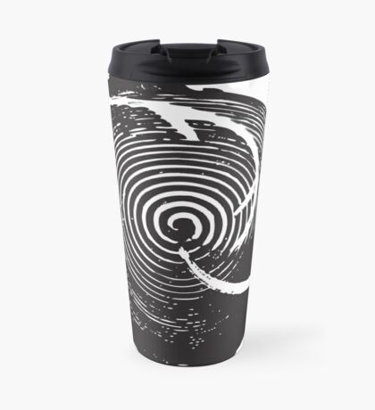 The Twilight Zone : BW // DJ Mug de Voyage