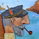 Captain Fish by franart