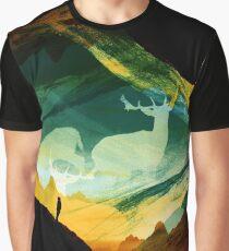 Native DreamCatcher Graphic T-Shirt