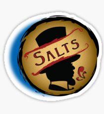 Salts Apparel Sticker