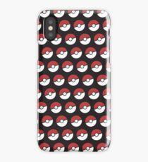 Pokemon Pattern iPhone Case/Skin