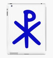 Chi Ro Symbol iPad Case/Skin