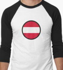 Marked by Austria Men's Baseball ¾ T-Shirt