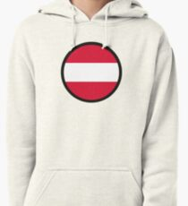 Marked by Austria Pullover Hoodie