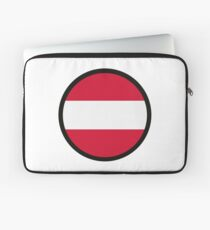 Marked by Austria Laptop Sleeve