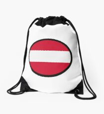 Marked by Austria Drawstring Bag