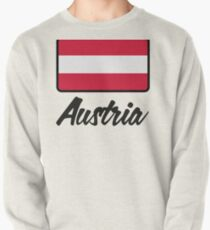 National Flag of Austria Pullover