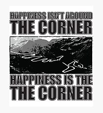 Happy Corner Photographic Print