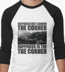 Happy Corner Baseball ¾ Sleeve T-Shirt
