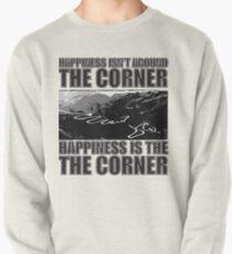 Happy Corner Pullover Sweatshirt
