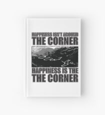 Happy Corner Hardcover Journal