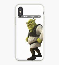 Vinilo o funda para iPhone Shrek