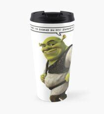 Shrek  Travel Mug